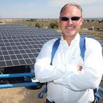 Exclusive: Nine years after selling company, familiar name in NM solar is back