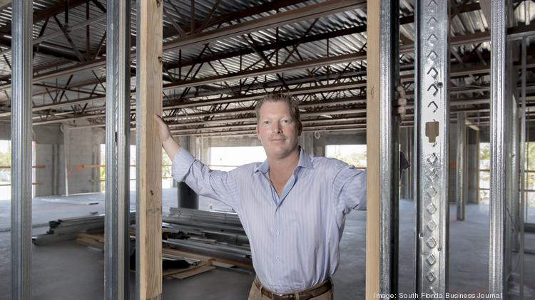 Superbe Scott Berman, President Of Florida Window And Door, At What Will Soon Be His