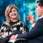 Want to build a better company? Sleep more, says <strong>Arianna</strong> <strong>Huffington</strong> in Boston