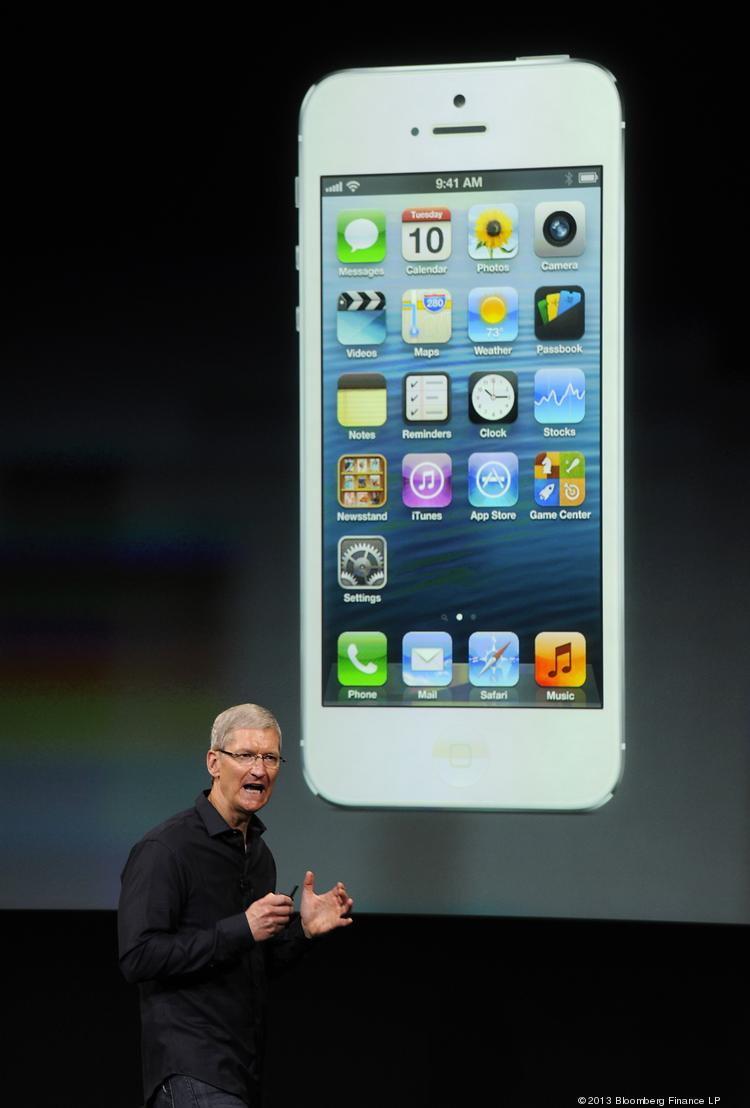 Tim Cook sounds like a man confident about his company and less concerned about competitors.
