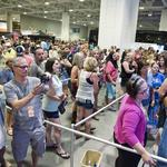 CMA Fest crowd climbs again in 2016 — but not by much