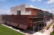 The Health Sciences Education Building on the Phoenix Biomedical Campus.