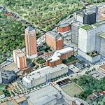 Centene plans 3 towers, 2 garages in Clayton