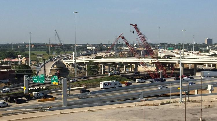 massive txdot citymap report weighs major dallas highway overhauls