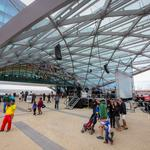 DIA rolls out free event schedule for its new open-air plaza