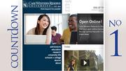 Case Western Reserve University National universities rank: 37  Tuition and fees:  $41,800  Enrollment:  4,386