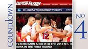 University of Dayton National universities rank: 112  Tuition and fees:  $35,800  Enrollment:  8,042