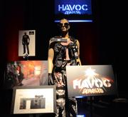 Costume examples from the Havoc: Derailed maze.