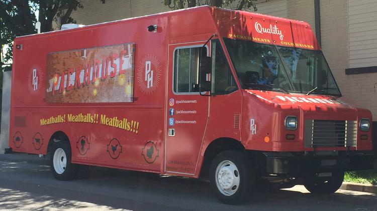 Newport Based Packhouse Meats Goes Mobile With A New Food Truck