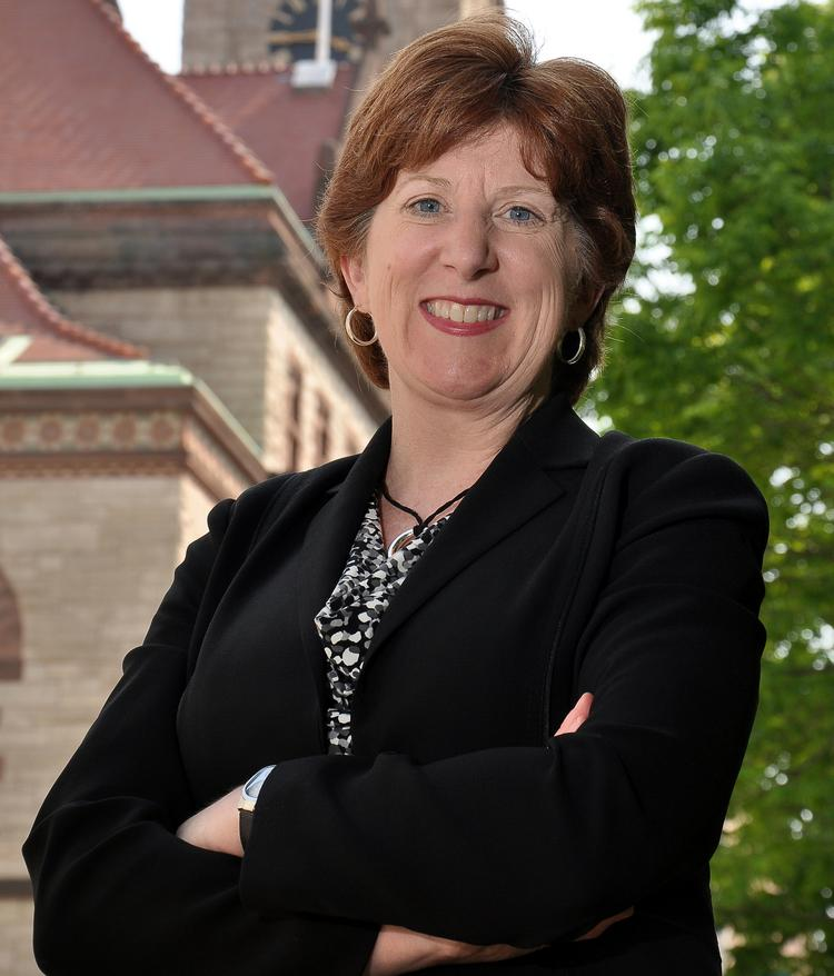 Kathy Sheehan will take office as mayor of the city of Albany, NY on Jan. 1.