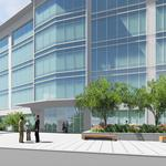 New lakefront office building at Regency Park proposed