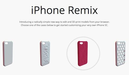 Matter.io is offering an online tool for users to customize and download case designs for the iPhone 5C.