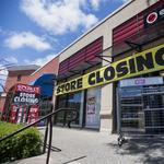 Last-minute talks underway for many of Sports Authority's stores