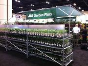 Ace had pop-up garden set-ups for retailers to sell floral and food plants at the Ace Hardware fall convention at the Orange County Convention Center.