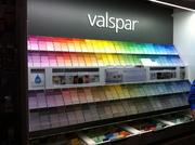 Valspar bought Ace's paint manufacturing facility in December 2012 and will continue to produce Ace's paints with the same formula. Ace has announced its new Paint Studio, which features the new, exclusive Valspar paints lines Optimus and Aspire.