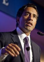 The doctor is in: <strong>Sanjay</strong> <strong>Gupta</strong> will judge Target health care contest after all