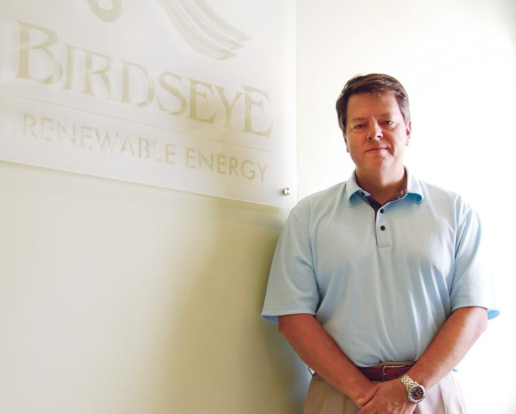 Brian Bednar is taking the expertise he developed putting together solar land deals at Birdseye Renewable Energy to his new venture, where he and a partner will build and own small solar projects.