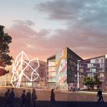 FIRST LOOK: Funky mixed-use development with 241 apartments planned in Franklinton