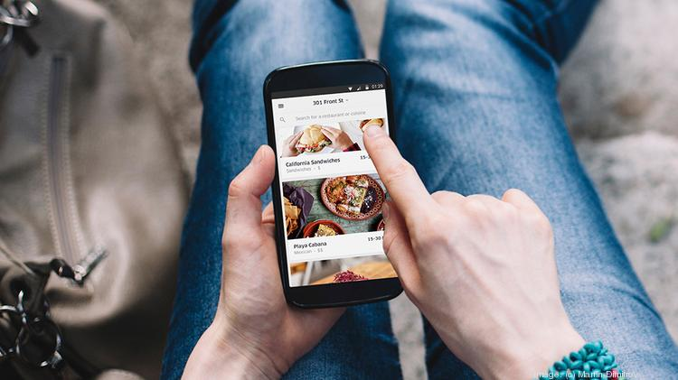 Uber's food delivery service expands into Marin - San