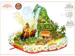 King's Hawaiian to debut new float in Macy's Thanksgiving Day Parade in New York