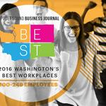 Staying power: <strong>Washington</strong>'s Best Workplaces with 100 to 249 employees