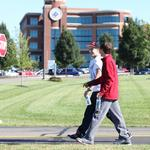 Middletown hospital building nearly $1M walking path on campus