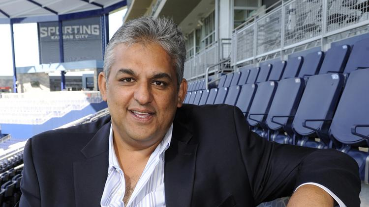 Sporting Innovations co-CEO Asim Pasha