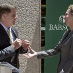 Babson aims to attract foreign startup founders with new Boston program (Video)