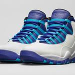 New Air <strong>Jordan</strong> sneakers pay homage to Charlotte, Hornets
