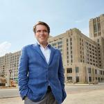 Exclusive: Crosstown attracts major corporate HQ