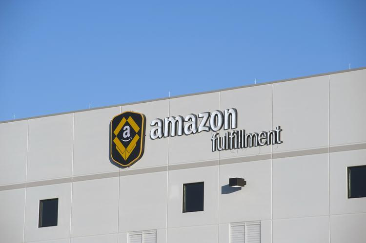 Amazon.com could bring a fulfillment center like this to the I-4 corridor.