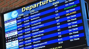Dayton International Airport saw slightly fewer travelers in February, but is still off to a year stronger than 2012.