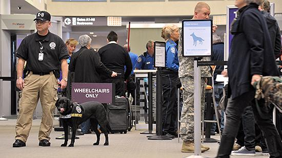 The TSA is loosening some restrictions regarding carry-on bags.