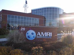 AMRI reports its revenue was up 9 percent to $52 million in the second quarter.