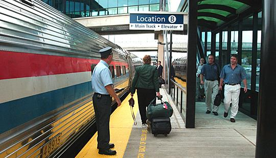 Commuter trains are commonplace in most major cities, but not Phoenix.
