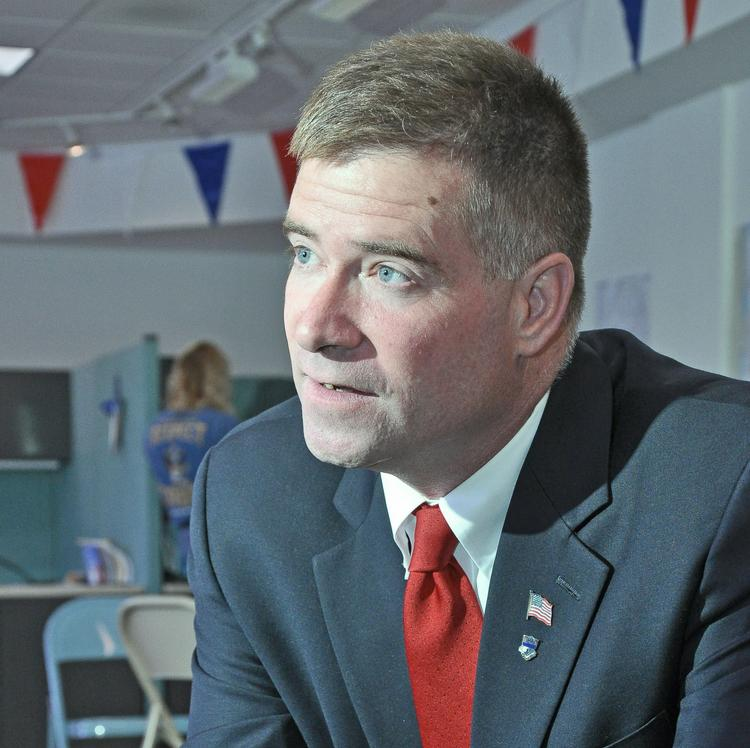 Incoming U.S. Rep. Chris Gibson (R-Kinderhook) inherits a sprawling district covering part or all of 11 counties. Growth in Saratoga County alone should preserve the core of Gibson's district—and the district may grow in order to meet the new average size of a congressional district,