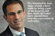 """John Vero, a partner at the Albany firm Couch White, was honored in 2005 (his wife was honored in 2010). We asked, what's changed in your industry since then? """"Technology,"""" the 38 year old says. """"From day-to-day communications with clients, marketing and business development--e-mail, the Internet and social media is everywhere. The intersection of new technology and more traditional modes of practice is fascinating."""""""