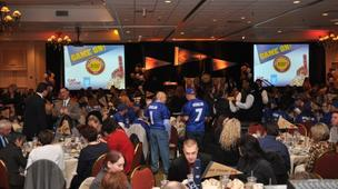 More than 575 businesspeople attended The Business Review's 9th annual Best Places to Work awards luncheon.