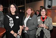 (From left) Katherine Hedgeman, principal of The Law Office of Katherine Hedgeman; Mary MacKrell, manager at LCS&Z LLC; and Deborah Onslow, interim CEO of the Childrens Museum of Science and Technology.