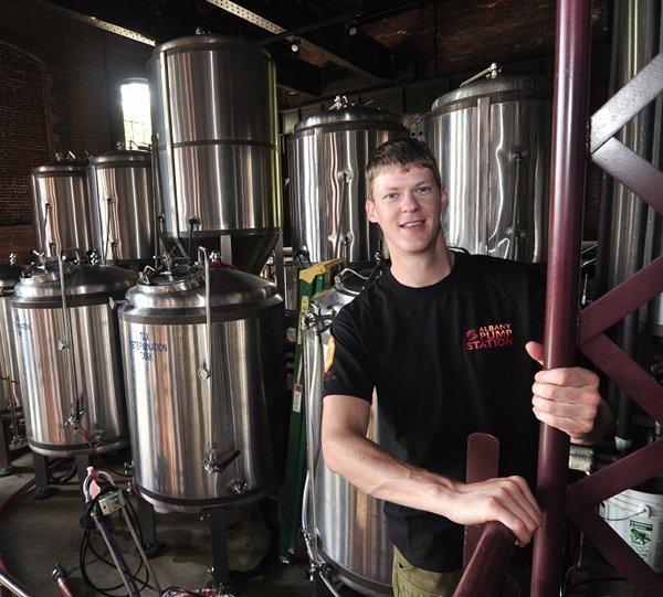 Ryan Demler, a 2002 graduate of Burnt Hills-Ballston Lake High School, began  brewing beer while attending McGill University in Montreal, Canada.