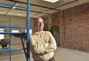Enable Labs President Mark Menard wants to double his company's head count by the end of the year. That led to his plan to move the software company from his Victorian home on Fifth Avenue in Troy to nearby 415 River St.