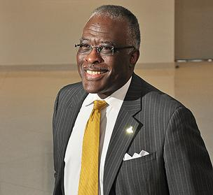 Robert Jones, UAlbany president.