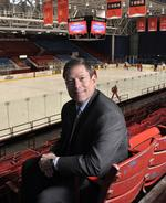 Union, RPI face off in new Albany hockey game