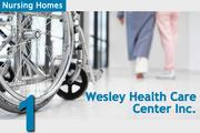 Rank: 1  Wesley Health Care Center Inc. 131 Lawrence St., Saratoga Springs Number of full-time equivalent staff: 505 Administrator/executive director: Charles Neal Hayward