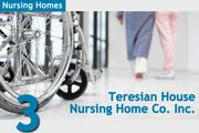 Rank: 3  Teresian House Nursing Home Co. Inc. 200 Washington Ave. Ext., Albany Number of full-time equivalent staff: 373 Administrator/executive director: Pauline Brecanier