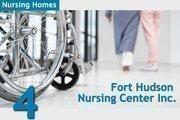 Rank: 4  Fort Hudson Nursing Center Inc.319 Broadway, Fort Edward Number of full-time equivalent staff: 340 Administrator/executive director: Andrew Cruikshank