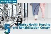 Rank: 5  Baptist Health Nursing and Rehabilitation Center297 N. Ballston Ave., Scotia Number of full-time equivalent staff: 327 Administrator/executive director: Antonio Alotta