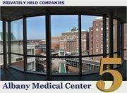 Rank: 5Albany Medical Center43 New Scotland Ave., Albany2012 revenue: $969.7 millionPresident: James Barba
