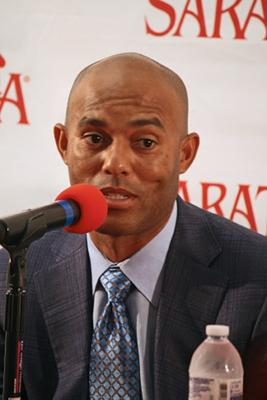 Capital Region's business leaders and philanthropists were  largely responsible for donating the hundreds of thousands of dollars for New York Yankees pitcher Mariano Rivera's foundation.