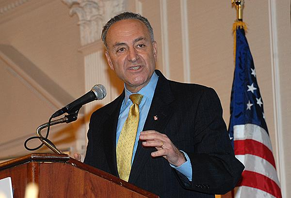 U.S. Sen. Charles Schumer (D-NY) is warning businesses of an ongoing phone-hacking scheme. He says it is costing New York businesses hundreds of thousands of dollars.